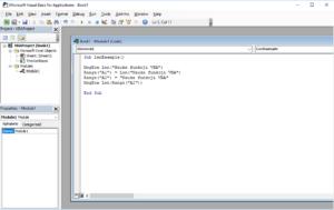 Funkcje VBA Excel – Funkcja Len VBA
