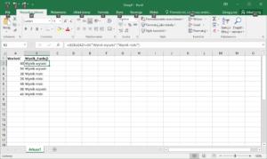 Funkcje Excel – Funkcja JEŻELI Excel