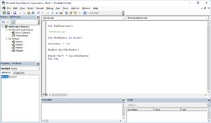 Funkcje VBA Excel – Funkcja SQR VBA