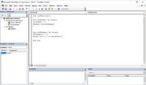 Funkcje VBA Excel – Funkcja Cos VBA