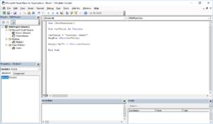 Funkcje VBA Excel – Funkcja CStr VBA
