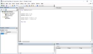 Funkcje VBA Excel – Funkcja Fix VBA