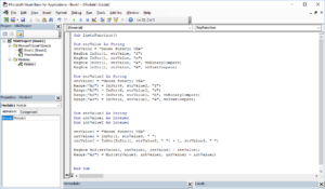 Funkcje VBA Excel – Funkcja InStr VBA