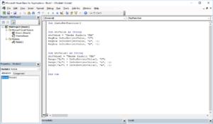 Funkcje VBA Excel – Funkcja InStrRev VBA
