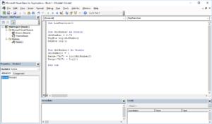 Funkcje VBA Excel – Funkcja Log VBA
