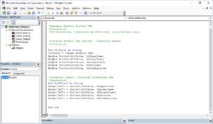 Funkcje VBA Excel – Funkcja StrConv VBA