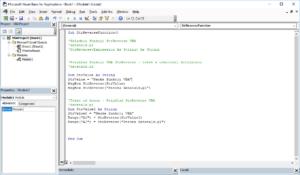Funkcje VBA Excel – Funkcja StrReverse VBA