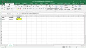 Kurs Excel Podstawy - Formuły zagnieżdżone