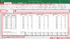 Kurs Excel Podstawy - Skoroszyt