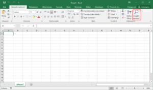 Kurs Excel - znajdowanie i zamienianie