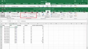 Kurs Excel Podstawy - opcje wyświetlania
