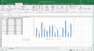Kurs Excel Podstawy - Wykresy Excel. Etykiety danych