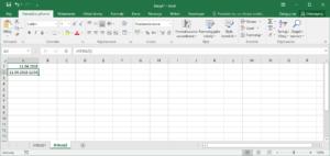 Excel przykłady - Bieżąca data i godzina w Excel